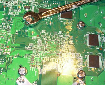 12 - Xbox 360 RRoD reparatie