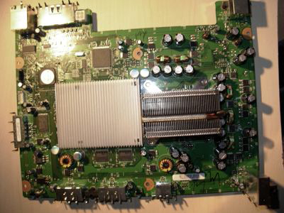 3 - Xbox 360 RRoD reparatie
