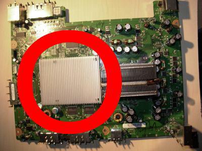 4 - Xbox 360 RRoD reparatie