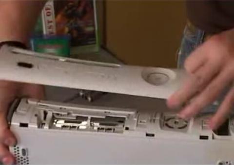 2b - Xbox 360 openen