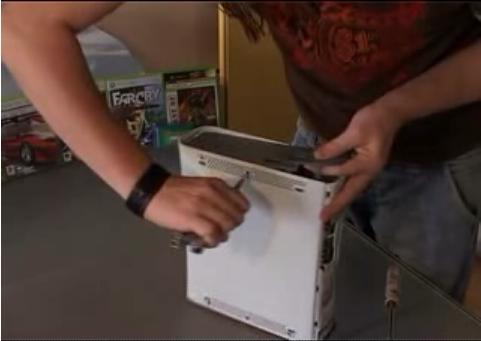 3b - Xbox 360 openen